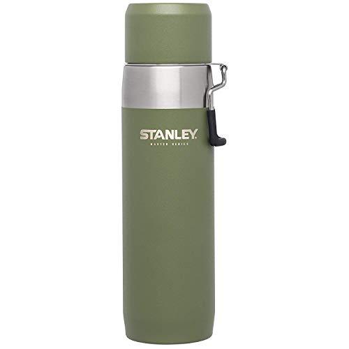 Stanley, Master Vacuum Water Bottle 36, Outdoor Flasche, Campingflasche, Trinkflasche, Quadvac-Isolierung.