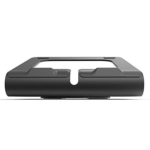 """Soporte para Computadora Portátil, Soporte De Aluminio para La Mayoría De Las Tabletas, Compatible con La Mayoría De Las Computadoras Portátiles Y Tabletas De 10-17.3 """" B"""