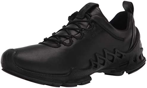 ECCO Men s Biom AEX Luxe Hydromax Water Resistant Running Shoe Black 7 7 5 product image
