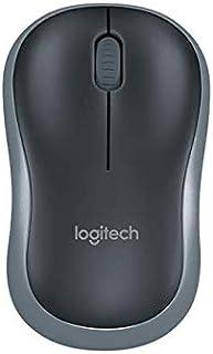 Logitech 910-002235 M185 Wireless Mouse - Black