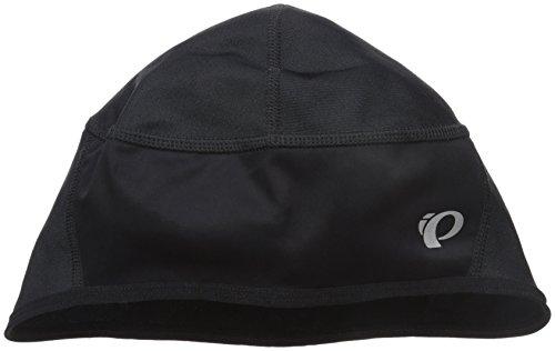 PEARL IZUMI Barrier - Cappellino a Forma di Teschio, Taglia Unica, Colore: Nero