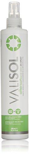 Valisol After Sun con Aloe Vera. Crema hidratante para después del sol - 300 ML