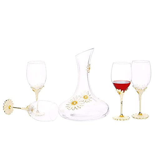 Daily Accessories Enamel Carved Glass Red Wine Glass Decanter Tea Set Teapot Ceramic Bone China Tray Afternoon Tea Party