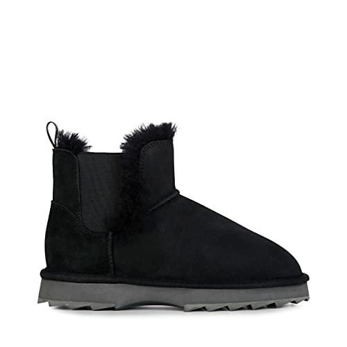 EMU Australia Womens Thresher Winter Real Sheepskin Boots