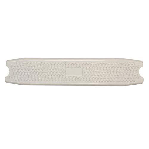 Leiterpedal, rutschfeste Stufe Ersatz-Poolleiter-Pedal Zubehör Kunststoff-Poolpedal, für Schwimmbad