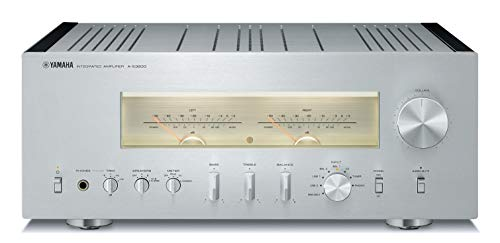 Yamaha A-S3200SL Integrated Amplifier (Silver)