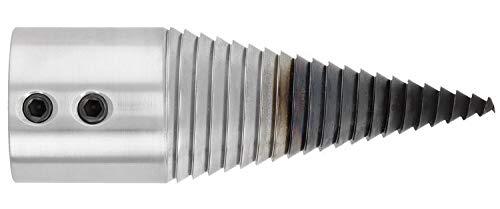 Holzspalter 60mm Drillkegel mit 30mm Aufnahme