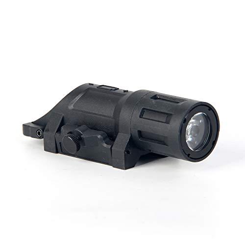 【Element airsoft】Night-Evolution Inforce WML Tipo Arma montada con luz con función estroboscópica Interruptor de control de selección múltiple CREE Rail Impermeable Airsoft Linterna táctica NE04019 ⭐