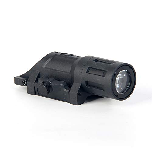 【Element airsoft】Night-Evolution Inforce WML Tipo Arma montada con luz con función estroboscópica Interruptor de control de selección múltiple CREE Rail Impermeable Airsoft Linterna táctica NE04019