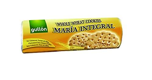 GALLETAS MARIA INTEGRAL PAQUETE 200 GR (16 PAQUETES)