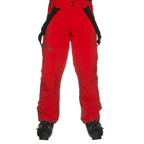 Obermeyer Force Suspender Pants Red LG