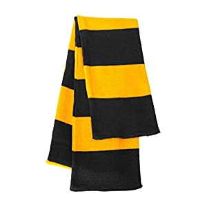 Sportsman SP02 – Rugby Striped Knit Scarf