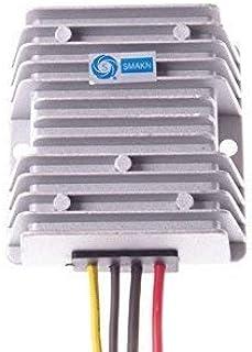 SMAKN Waterproof DC-DC Boost Buck Module 6V / 12V / 24V / 36V 6-36V to 13.8V 5A 69W Power Converter