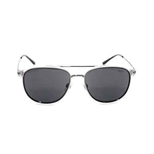 Ralph Lauren POLO 0PH4146 Gafas de Sol, Multicolor, 55 para Hombre