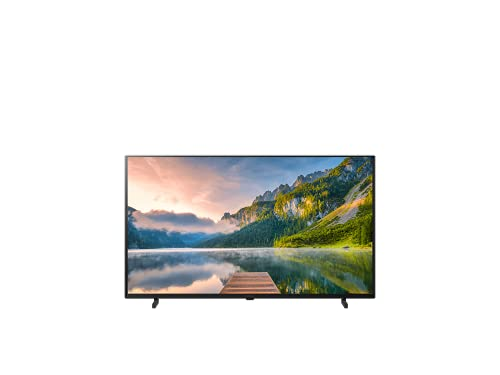 Panasonic TX-40JX800 Android TV LED 4K HDR 40', Dolby Atmos, HCX, Dolby Vision, Compatible con Amazon Alex y Asistente de Google, HDMI, USB, WiFi, Negro