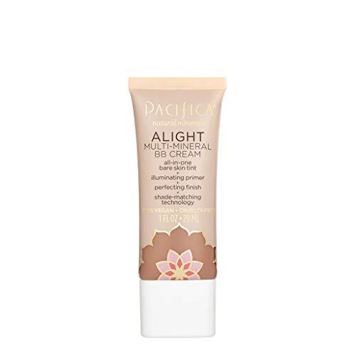 Pacifica Alight Multi-Mineral BB Cream – 3 Dark For Women 28,3 ml Make-up