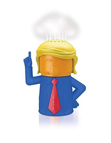 Microwave Steam Cleaner Angry POTUS Presidential Blue, It's HUGE