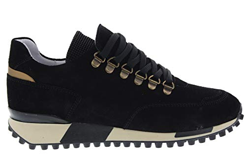 Via Vai Dames Sneakers Giulia Goias Nero Zwart - größe 38
