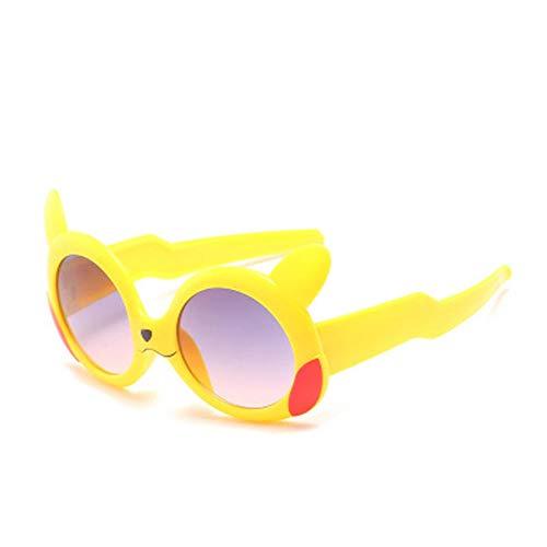 ZYIZEE Gafas de Sol Gafas de Sol para niños Gafas de Ojo de Gato para niñas Gafas para niños Lentes UV400 Gafas de Sol para bebés Gafas Bonitas Gafas