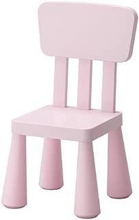 IKEA Children's Chair, Light Pink Indoor/Outdoor, Light Pink