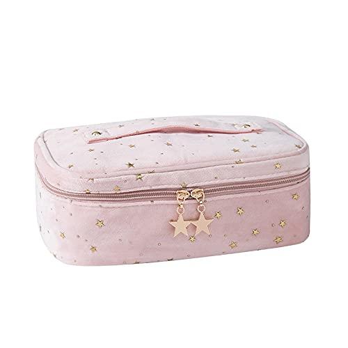 Men Women's Cosmetics Cases girl makeup Bags Travel organizer Female Portable Cosmetic Bag beauty Necessaries toiletries Bags A24*16*9.5cm