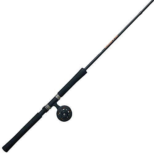Zebco Crappie Fighter Jiggin' 8-foot 2-piece Fishing Rod and Reel