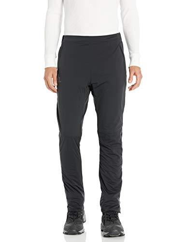 Salomon Herren Sporthose, AGILE WARM PANT M, Polyester, schwarz, Größe: M, L40379400