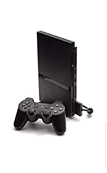 PlayStation 2 Console  Slim Line Version 1   Renewed