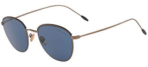 Armani Gafas de Sol Giorgio FRAMES OF LIFE AR 6048 Bronze/Blue 51/21/150 hombre