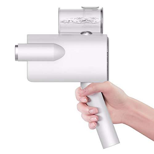 Máquina de planchar de mano para ropa, Plancha de vapor pequeña para el hogar (100 ml), Plancha de vapor portátil de calentamiento rápido de 800 W, Máquina de planchar de mano para ropa de viaje