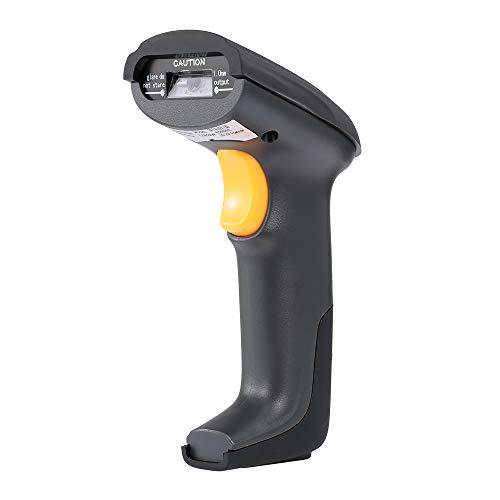 Great Price! Gamogo 2D Wireless Barcode Scanner QR Code Data Matrix Scanner Compatible with Market W...
