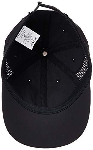Columbia Tech Shade Baseballcap, Kunstfaser, Schwarz (Black), Einheitsgröße - 3