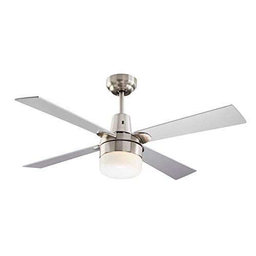 NOMA Ceiling Fan with Light | Dimmable Ceiling Fan with...