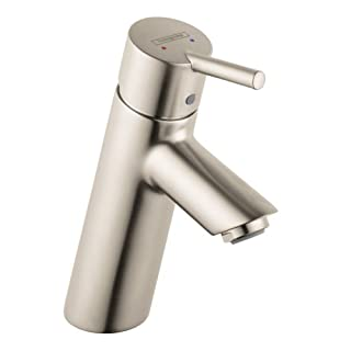 Hansgrohe HG32040821 Talis S Single-Hole Lavatory Faucet (Brushed Nickel) (B001FCCQUO) | Amazon price tracker / tracking, Amazon price history charts, Amazon price watches, Amazon price drop alerts