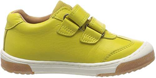 Bisgaard Unisex-Kinder Johan Sneaker, Gelb (Yellow 2102), 38 EU