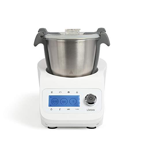 Super Cooker, 12 funciones, cuenco 3,5 L, accesorios incluidos.