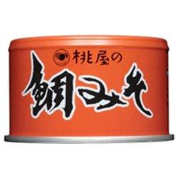 桃屋 鯛みそ 170g缶×24個入×(2ケース)
