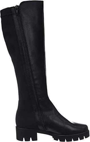Gabor Shoes Damen Jollys Hohe Stiefel, Schwarz (Schwarz 27), 40.5 EU
