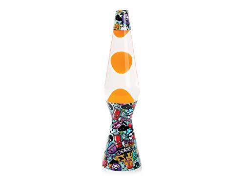 lampada magma I-Total - Lava Lamp Magma/Lava Lamp Glitter | Colored (graffiti)