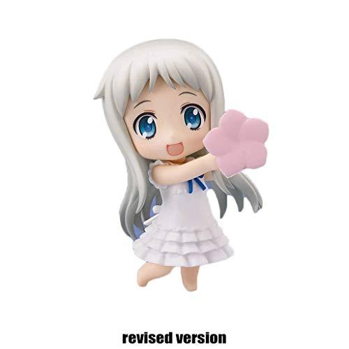 Honma Meiko Figuur Honma Meiko Nendoroid Action Figure Anime: We weten nog steeds niet de Naam van The Flower zagen we dat Day (kan vervangen Emoticons) Ongeveer 4 Inch