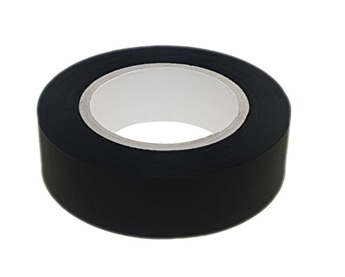 baytronic PVC Isolierband 15mm x 10m schwarz