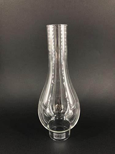 Schlauch Glas von Notebook Transparent für Petroleumlampen Keramik