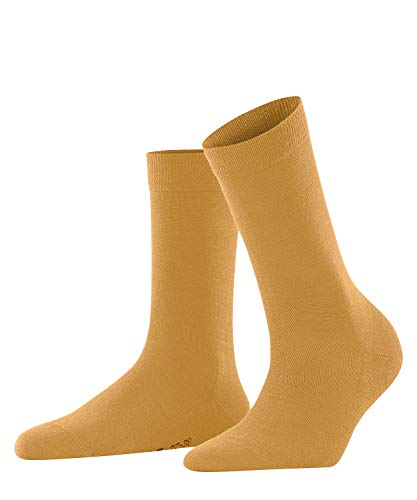 FALKE Damen Softmerino W SO Socken, Gelb (Marigold 1227), 39-40