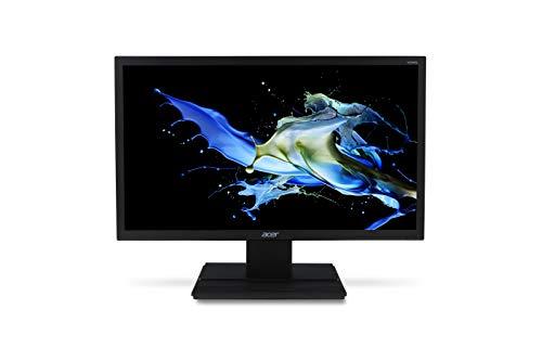 Acer V226HQL 54,6 cm (21,5 Zoll) Monitor (DVI, VGA, 5ms Reaktionszeit),Schwarz