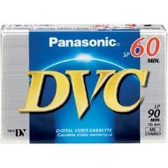 Find Cheap Panasonic PV-DV202 Camcorder 60 Minutes Mini DV Video Cassette - Replacement by Panasonic