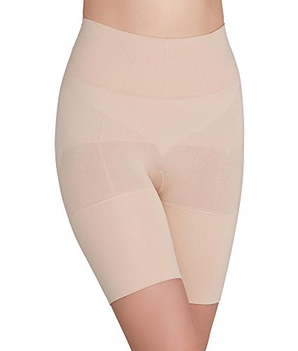 in budget affordable Spanx Flat Out Perfect, high waist, medium, meat very solid control shaper
