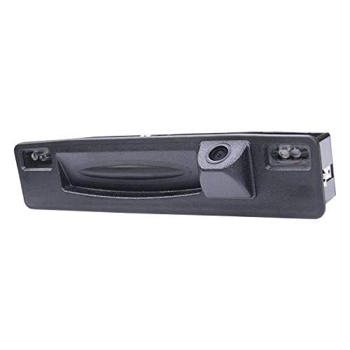 HD Fotocamera Telecamera per la Retromarcia per utilizzare alla luce Targa Retrocamera, telecamera posteriore per Ford Escort Ford Focus 3 Hatchback CTCC Ecoboost 2015-2017