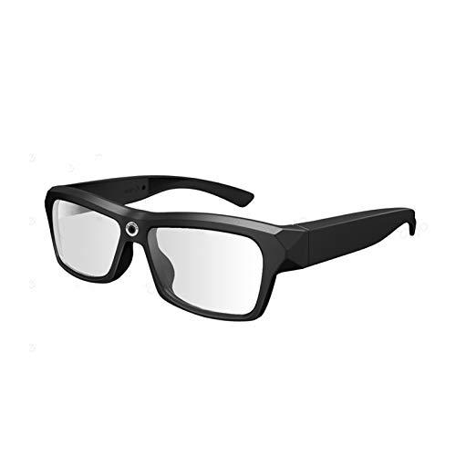 Bluetooth Earphone wasserdichte Video-Sonnenbrille, Videoaufzeichnungsbrille Sport-Action-Kamera mit integriertem 32 GB Speicher und polarisierten Uv400-Schutzgläsern Unisex Sport Design