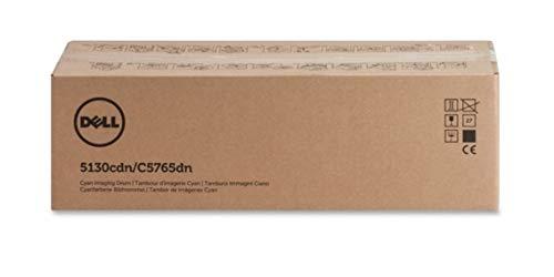 Original Dell 5130cdn & C5765dn Bildtrommel, ca. 50.000 Seiten, cyan