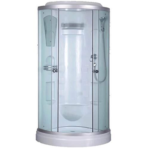 lifeup-015 シャワーユニット 透明ガラス・シンプル装備・コーナータイプ
